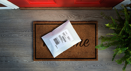 Quick-Thinking Welcome Kit Solution Reduces Mailing Costs | Healthcare