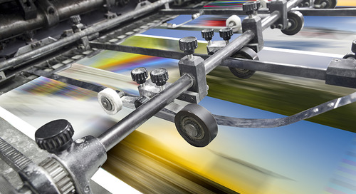 In-House Print Operations Transition to Efficient, New Processes | Healthcare