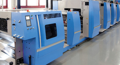 Consolidating Multi-Million Dollar Global Print Spend | Manufacturing
