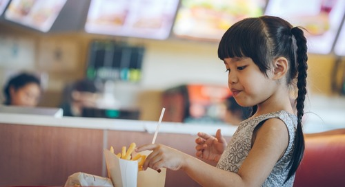 New In-Store Marketing System Improves Fast Food Chain's Bottom Line | QSR