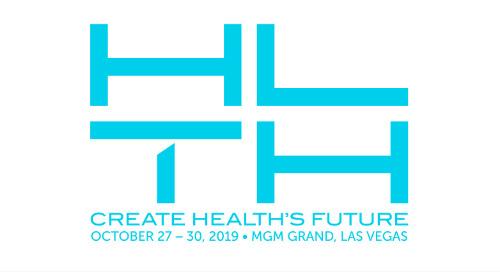 HLTH, Oct. 27-30, Las Vegas