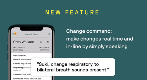 New feature: Suki change command