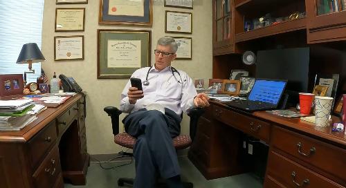 Suki Customer Video: Dr. Dodd, Central Virginia Family Physicians Medical Group