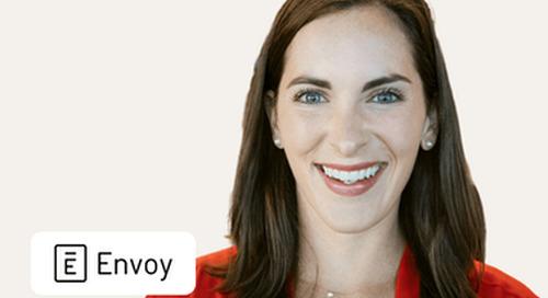 How Envoy accelerates lead volume with Intercom