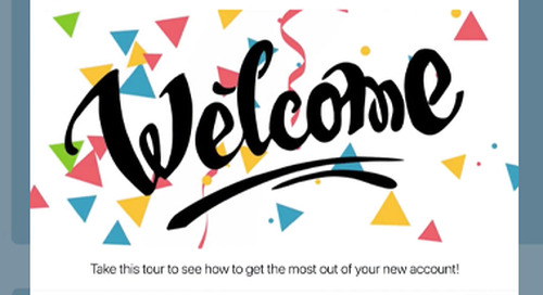 Introduction to Product Tours