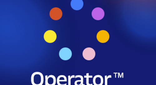 Introduction to Operator