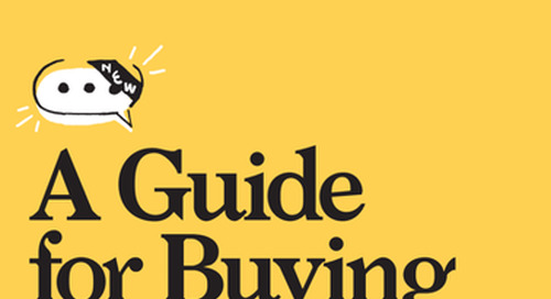 A Marketer's Guide for Buying Live Chat