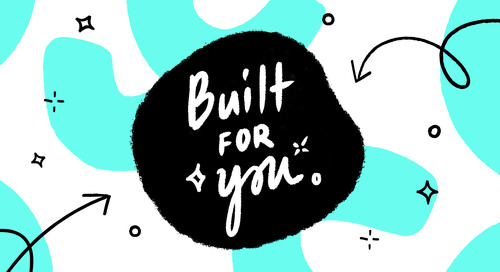 New in Intercom: Built for you
