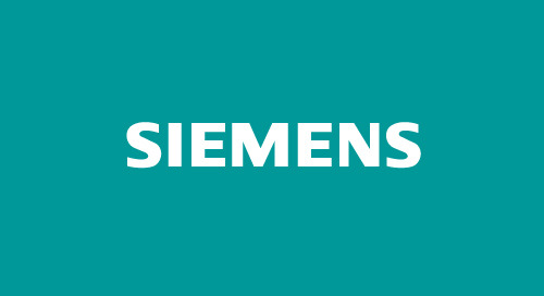 Siemens [Manufacturing | Success Story]