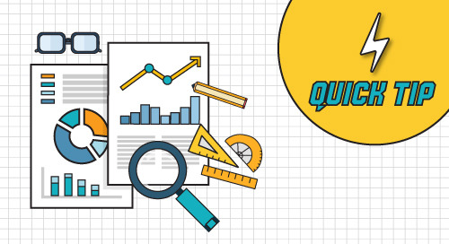 Quick Tip: How to Measure Data that is Wildly Different