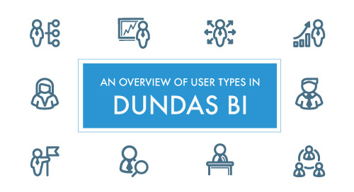 An Overview of User Types in Dundas BI