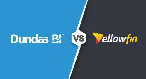 Dundas BI vs. Yellowfin