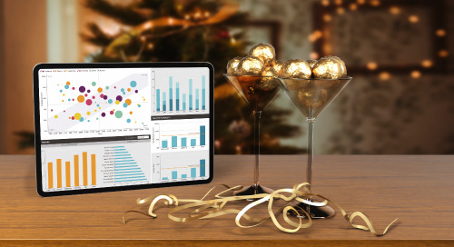 4 Ways to Add Holiday Cheer to your Dashboards in Dundas BI