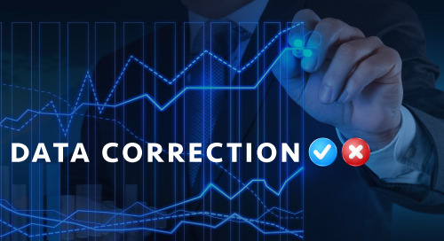 The Sooner You Learn About Data Correction the Better