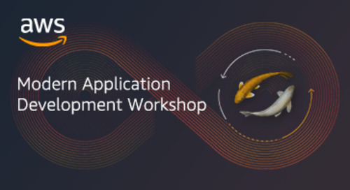 Workshop: Modern Application Development