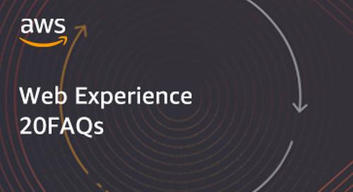 Web experience: 20 FAQs about Modern Application Development
