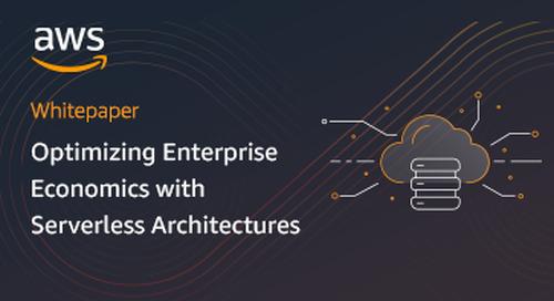 Whitepaper: Optimizing Enterprise Economics with Serverless Architectures