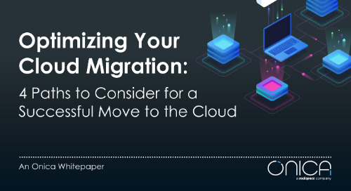 Onica: 4 Paths for a Successful Cloud Migration