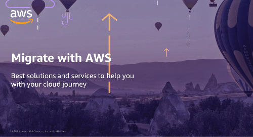 Migrate with AWS Webinar