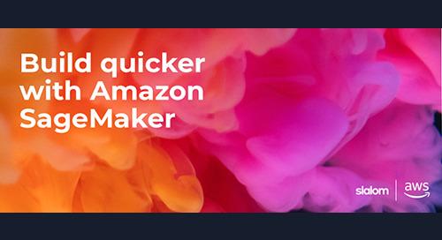 Slalom: Build Quicker with Amazon SageMaker