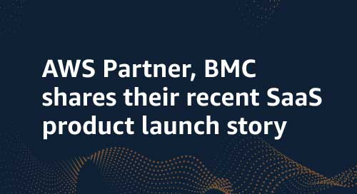 BMC shares their recent SaaS product launch story