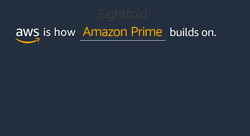 Customer Spotlight: Amazon Prime