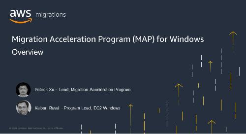 Migration Acceleration Program (MAP) for Windows