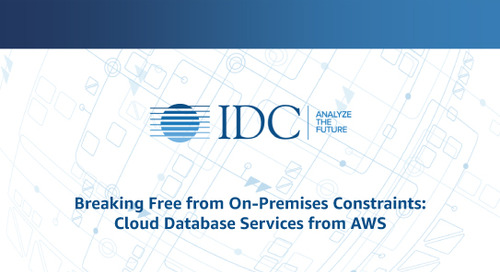Breaking Free from On-Premises Legacy Databases Constraints
