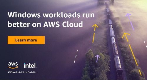 Greater performance for Windows with AWS