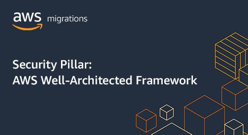 Security Pillar: AWS Well-Architected Framework