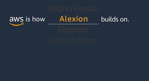 Customer Spotlight: Alexion