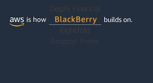Customer Spotlight: BlackBerry