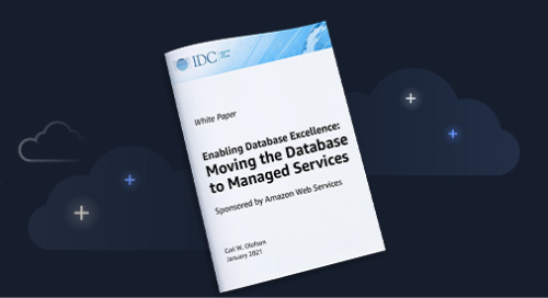 Enabling Database Excellence: Moving the Database to Managed Services