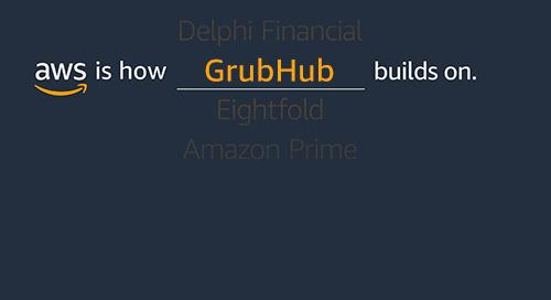 Customer Spotlight: Grubhub