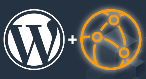 Accelerating WordPress with CloudFront using the AWS for WordPress Plugin