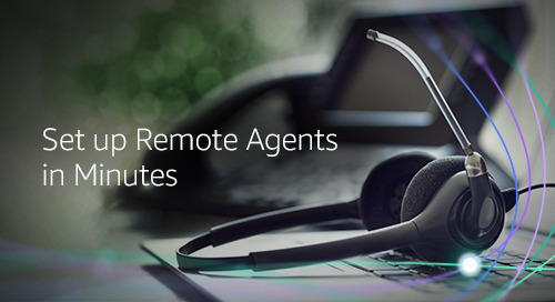Set up Remote Agents in Minutes