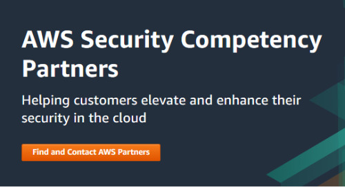 AWS Security Competency Partners