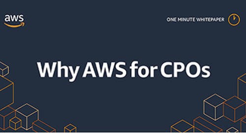 AWS CPO-1-Minute Whitepaper