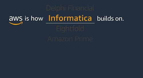 Customer Spotlight: Informatica