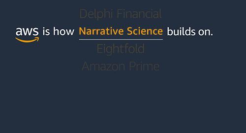 Customer Spotlight: Narrative Science