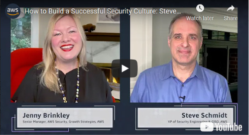 Executive Perspective: How to Build a Successful Security Culture