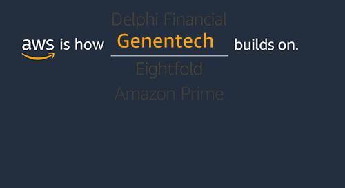 Customer Spotlight: Genentech