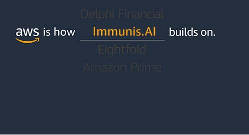 Customer Spotlight:Immunis.AI and AWS Partner, Mission Cloud Services