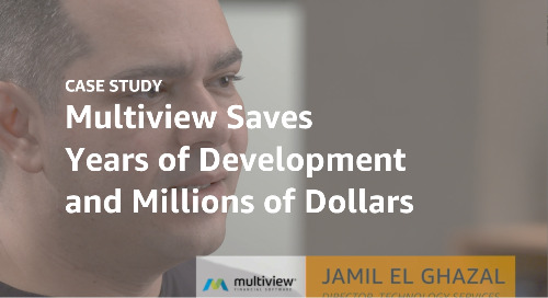 Multiview Financial Software: Meeting Customer Demands with a Cloud-first Software-delivery Model