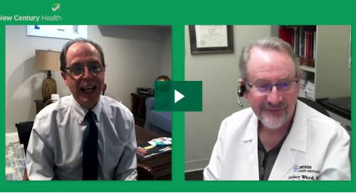 A Conversation with Swedish Cancer Institute's Dr. Jeffery Ward on COVID-19's Impact on Oncology