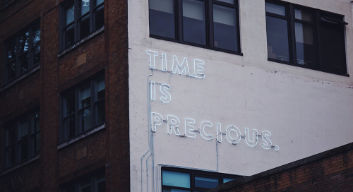 Better Time Management in 3 Steps