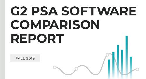 G2 PSA Software Comparison Report Fall 2019