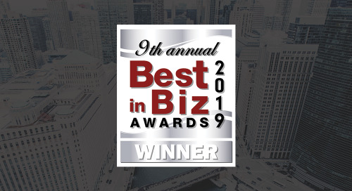 BigTime Software Named 2019 Best in Biz Award Winner for Company of the Year-Midwest, U.S.