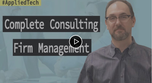 Complete Firm Management: Brian Saunders, BigTime Software CEO, Talks with UpTech Report