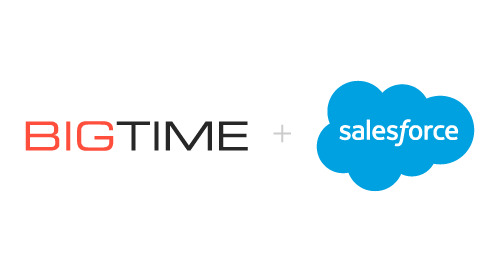 BigTime's Salesforce Integration